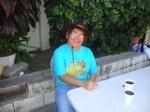 Evelyn Rivas de Umaña... la Directora Ejecutiva del Rancho!