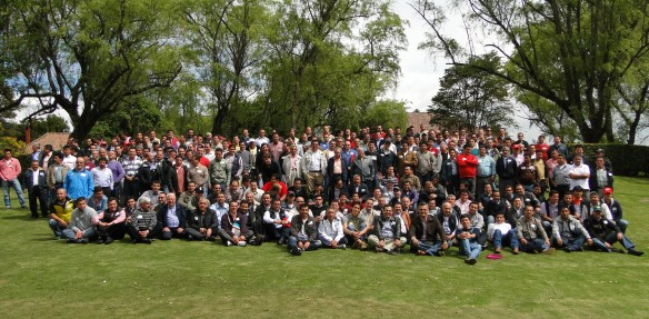 Retiro de Varones Bogotá 2012