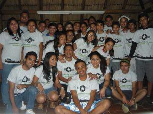 Jovenes Nicaragua