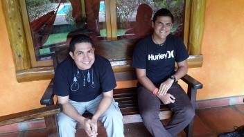 Erick y Marcos