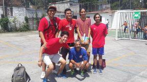 El equipo de F4F!
